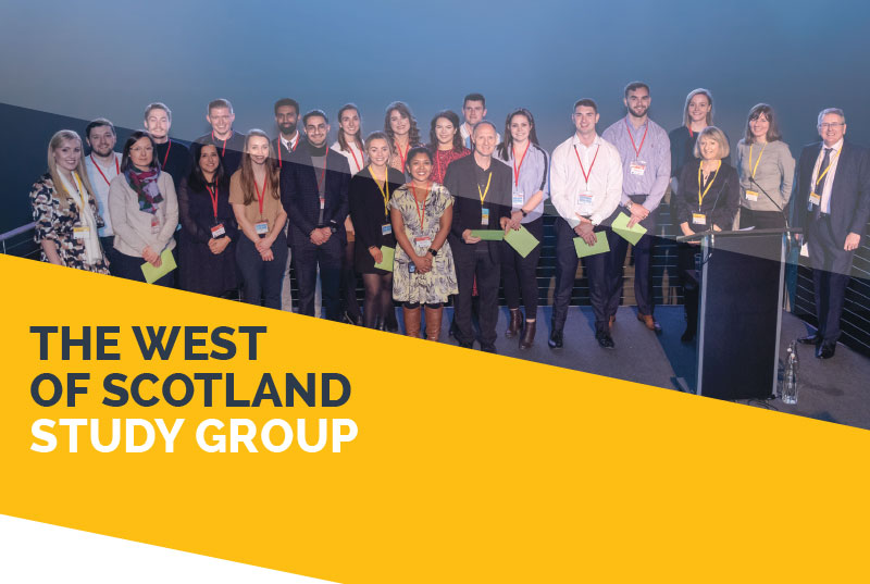 west of scotland study group